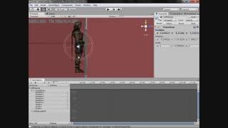 آموزش ساخت انیمیشن سه بعدی با برنامه Unity