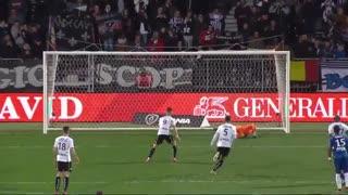 سیوهای برتر دروازهبانان در هفته 29 لیگ 1 فرانسه