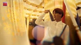 تبلیغ برای لوته دیوتی فری با حضور اکسو لی مین هو پارک شین هه و شخصیت های معروف کره جنوبی