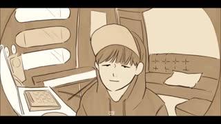 [انیمیشن BTS] خوشحالی یونگی