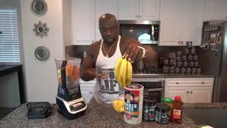 Best Way To Gain Weight Fast | SWEET POTATO SHAKE | | Kali Muscle