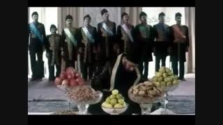 سکانس برتر لحظه تحویل سال نو در فیلم کمال الملک