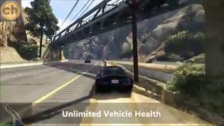 دانلود چیت بازی Grand Theft Auto V نسخه 2019
