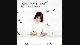 تبلیغ نفس بی نام(پارک شین هه)برای FULL HD 2019 MOJO.S.PHINE کمیاب ویدیو کامل(اختصاصی کانال تنها منبع اصلی)