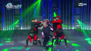 اجرای آهنگ Monster از EXO