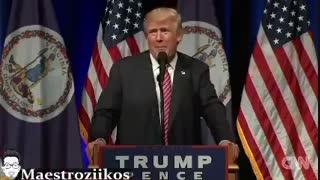 trump song  _ اهنگ حضرت ترامپ آخر خندست