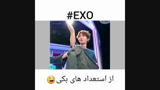 EXO BeakHyun time