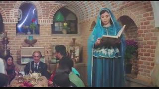 اجرای یاللی آذربایجانی بمناسبت چهارشنبه سوری - آخیر چرشنبه