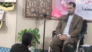 استاد خاتمی نژاد - خائنین به امانت حکومت اسلامی