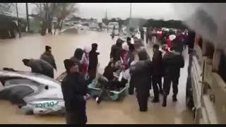 مازندران ٣۶ ساعت قبل از تحویل سال جدید