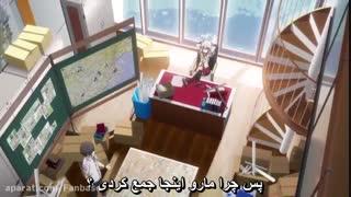 انیمه فوق العاده ( چارلوت) فصل اول قسمت هشت با (زیرنویس فارسی)