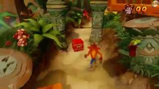 دانلود چیت بازی Crash Bandicoot N. Sane Trilogy نسخه جدید
