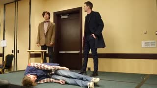 "Doctor Who ""DEAD RORY""- Comedy Sketch (Idiot's Lantern: Gallifrey One 2015)"