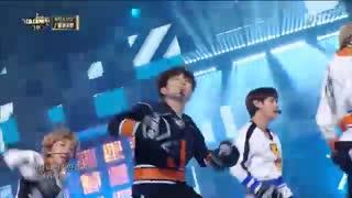 کنسرت بی تی اس (قطعا تا حالا ندیدینش) خیلی جذذذابه توی یکی از شبکه های کره ای