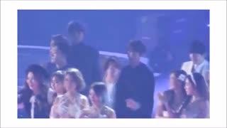 میکس YOONHUN با یکی از آهنگ های عاشقان ماه