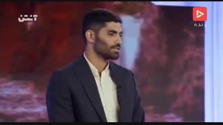 صحبتهای محمد انصاری پیرامون دربی و لیگ برتر