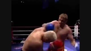 مبارزه دیدنی الکسی ایگشناشوف در برابر سمی شلیت 2004