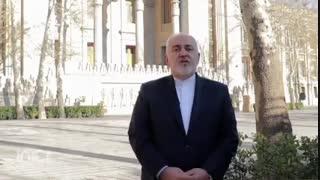 ظریف با انتشار ویدئویی در حساب توئیترش به معرفی نوروز پرداخت