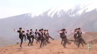 گؤزل آذربایجان و اوغوز بایرامی  ، رقص آذربایجانی نوروزی