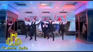 رقص آذربایجانی در هتل گسترش تبریز