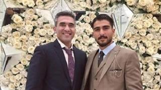 کادوی زیبای فرزندان احمدرضا عابدزاده به مناسبت روز پدر