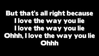 Rihanna - Love The Way You Lie (Part 2) ft. Eminem