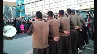 رقص کردی - نمایشگاه بوم گردی و گردشگری تهران - پارت 2