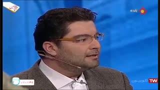 جعفر یازرلو مجری خبر 20:30 در برنامه زنده سورپرایز شد