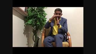 مدرس هوش هیجانی بهزاد حسین عباسی آموزش هوش هیجانی