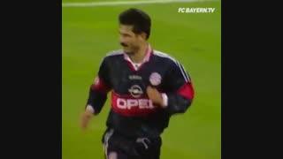 تبریک تولد علی دایی توسط باشگاه بایرن مونیخ