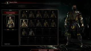 جدید ترین تریلر بازی Mortal Kombat 11