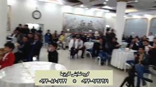 شعبده بازی در تالار باغ زندگی اسلامشهر