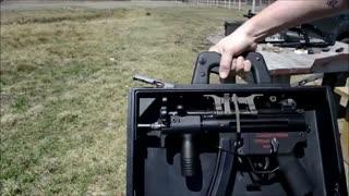 معرفی سلاح  اتوماتیک کیفی HK MP5K