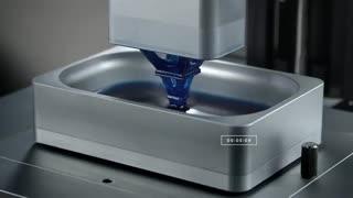 نمایش سرعت بالای پرینتر سه بعدی Carbon3D