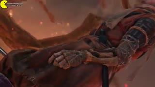 Sekiro Shadows Die Twice gameplay trailer سکیرو سایه ها دو بار می میرند