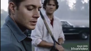 میکس دین و سم سوپرنچرال (Dean & Sam Supernatural)