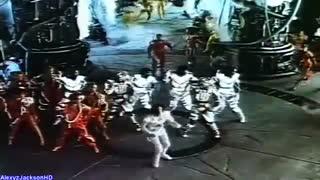 موزیک ویدئو مایکل جکسون Captain EO