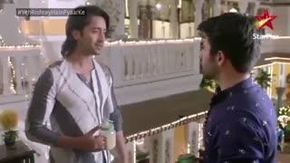 سریال هندی ....بابازی آهان در سریال تویی عشق من.. .  2019