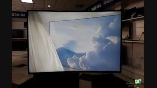 ,تلویزیون منحنی سامسونگ سری NU7300