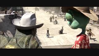 انیمیشن رنگو - Rango 2011 با دوبله فارسی