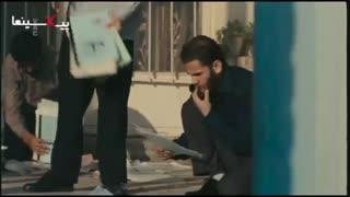 سکانس فیلم ماجرای نیمروز ، عملیات شناسایی با کمک طاهره و مرگ او