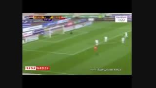 امید ایران 3 - 0 امید یمن