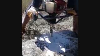فروش دستگاه کرگیر معدنی / بنزینی