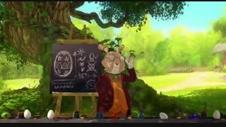 انیمیشن مدرسه خرگوش ها  2017 دوبله فارسی