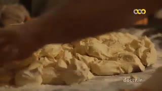 شیرینی های سنتی کشور  شیرمال همدان