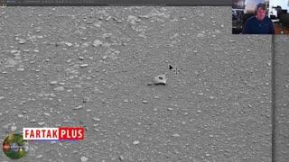 پیدا شدن شی متعلق به فرازمینی ها روی مریخ!