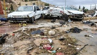سیل شیراز تاکنون ۱۷ کشته و ۷۴ مصدوم بر جا گذاشته است