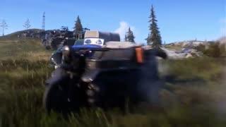 آخرین تریلر جذاب گیم پلی  Firestorm بازی Battlefield V