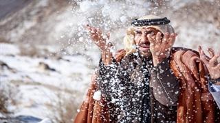 ذوقزدگی مردم امارات از بارش تگرگ