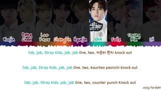STRAY KIDS (스트레이 키즈) - 'BOXER'